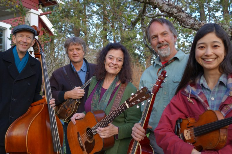 12:30pm – The Dynamics of a Bluegrass Band